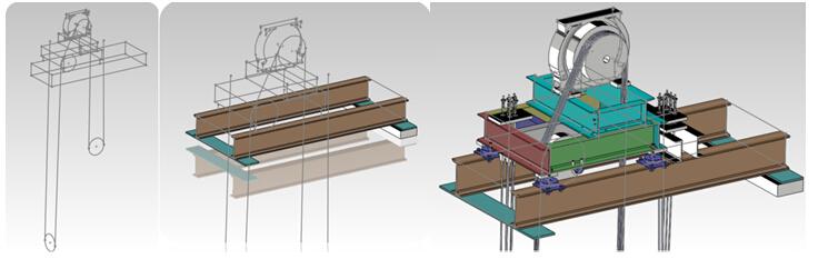 solidworks 在水轮机械设计中的应用